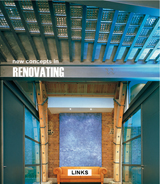 NEW CONCEPTS IN RENOVATING